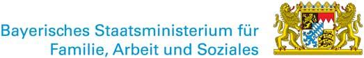 Logo Bayerisches-Staatsministerium-für-Familie,-Arbeit-und-Soziales